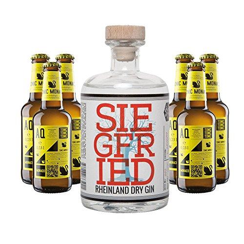 Siegfried Rheinland Dry Gin & Aqua Monaco Tonic Water Set