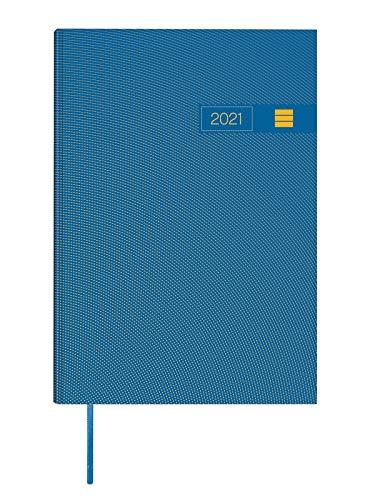 Finocam - Agenda 2021 1 Día página Dynamic Porto Azul Español - 145 x 210 mm