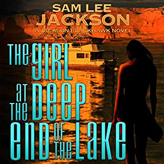 The Girl at the Deep End of the Lake audiobook cover art