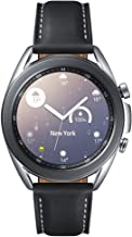 Samsung Galaxy Watch3 2020 Smartwatch (Bluetooth + Wi-Fi + GPS) International Model (Silver, 41mm)