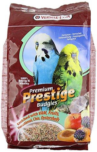 Versele Laga Vogelfutter für Wellensittiche Premium 2,5 kg, 1er Pack (1 x 2.5 kg)