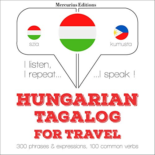 Hungarian – Tagalog. For travel cover art