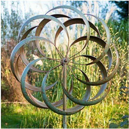 Jonart Designs Windpinner Sp525 Granchester Verdigris Windspiel