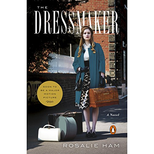 The Dressmaker audiobook cover art