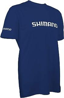 SHIMANO Short Sleeve Cotton Tee Fishing Gear