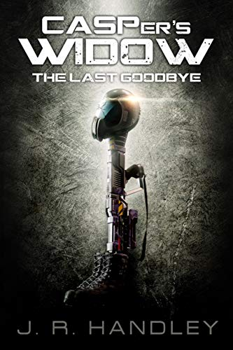 Caspers widow:  the last goodbye