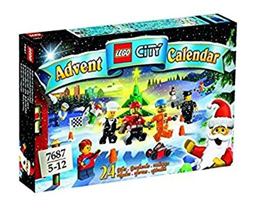 Lego City - 7687 - Adventskalender - 2009