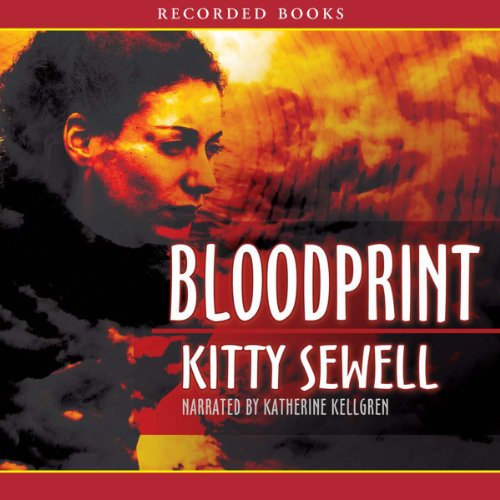 Bloodprint audiobook cover art