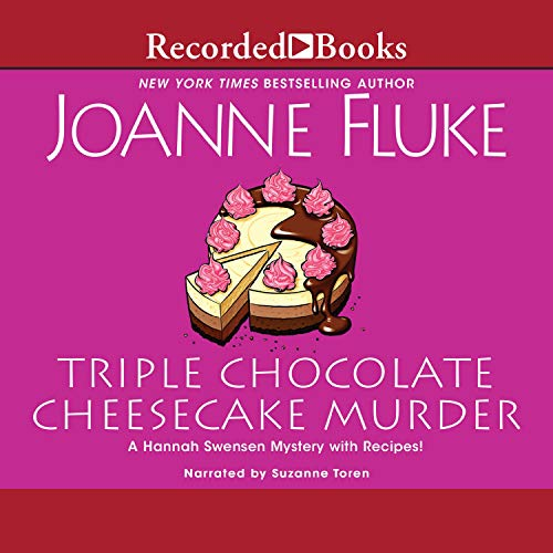 Triple Chocolate Cheesecake Murder cover art