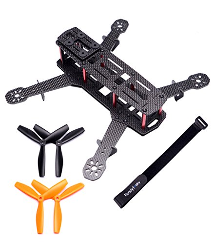 Readytosky 250mm FPV Racing Quadcopter Drone Frame Kit