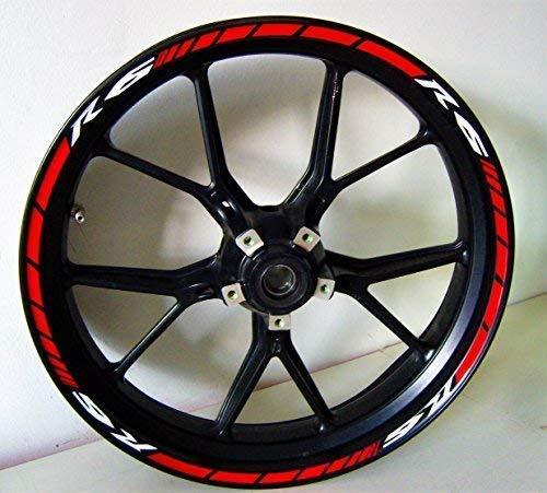 Adesivi per ruote Yamaha R6