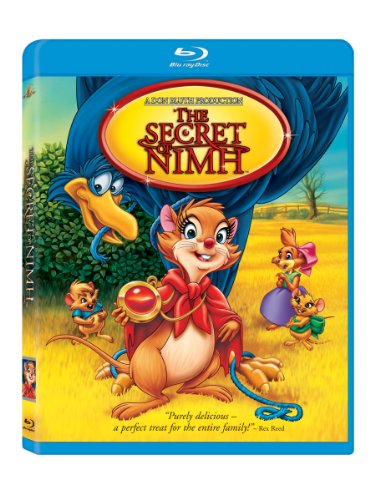The Secret of NIMH [Blu-ray] - $4.99