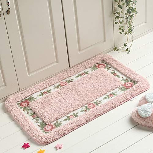 Mdsfe ZDNko landelijke stijl Hroom I-slip-mat Multi-Size-Hroom keuken tapijt set I-slip deurmat doucheruimte vloerdecoratie WC tapijt