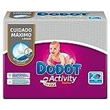 foto Dodot - Activity toallitas - 2 x 54 toallitas