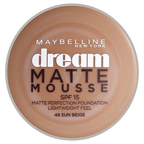 Maybelline Dream Matte Mousse Foundation 48 - Sun Beige