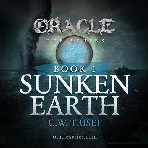 Oracle - Sunken Earth (Volume 1) audiobook cover art