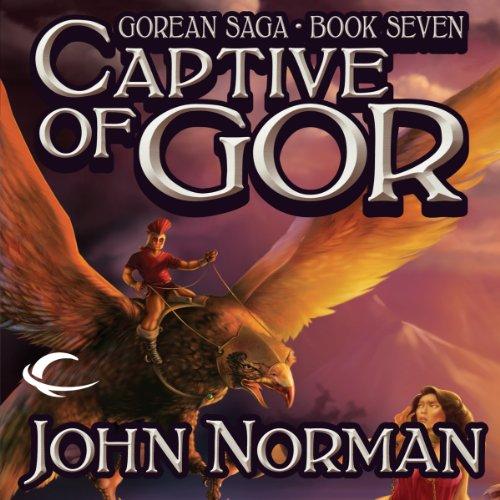 Captive of Gor cover art
