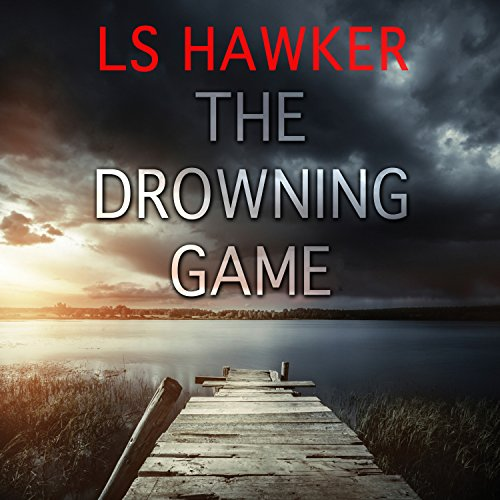 The Drowning Game audiobook cover art