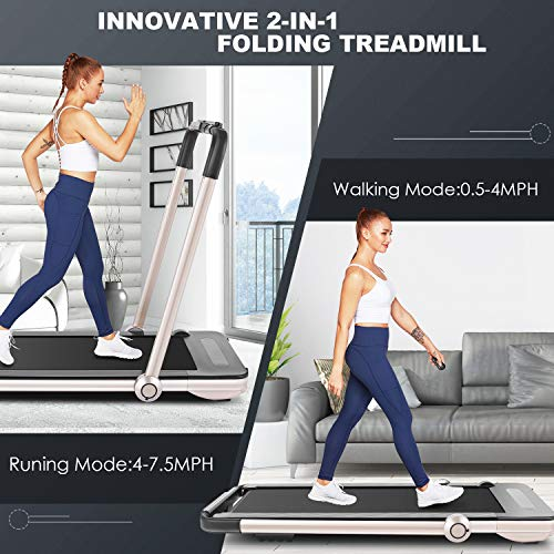 Fannay Folding Treadmill