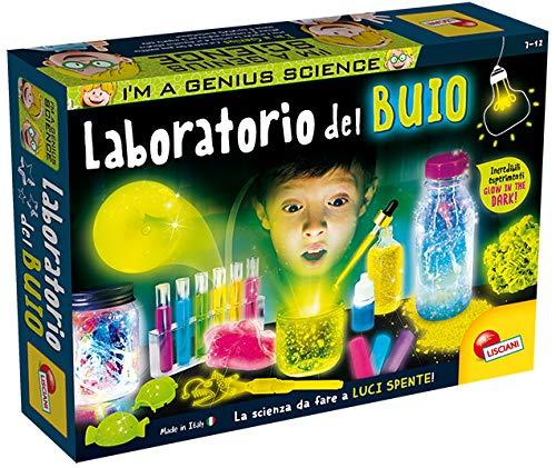 Lisciani Giochi- I'm a Genius La Scienza nel Buio Gioco Educativo, Multicolore, 83879