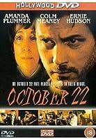 October 22 [DVD]