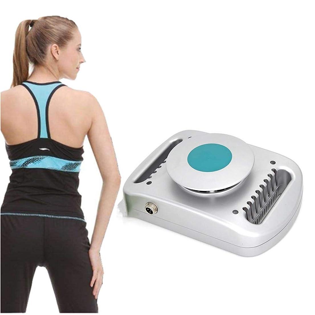 去る連続的理論調節可能な革紐を細くする腕、ウエスト、ヒップ、足の携帯用ボディ形の美装置のためのセルライトの余分な脂肪に対してのためのボディ溶ける細胞を細くする脂肪質の凍結