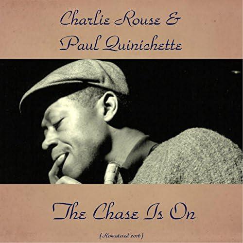 Charlie Rouse, Paul Quinichette