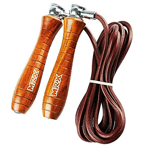 Jump Rope for Fitness, Exercise Jump Rope for Men and Women, Great for Cardio and Workouts, Professional MMA Training Equipment - MRX Boxing and Fitness