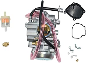 Carbpro New Carburetor for Suzuki 2000-2002 LT-F500 F 500F LTF Quadrunner Carb #X152