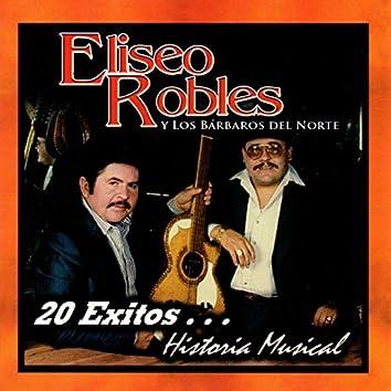 20 Exitos Historia Musical