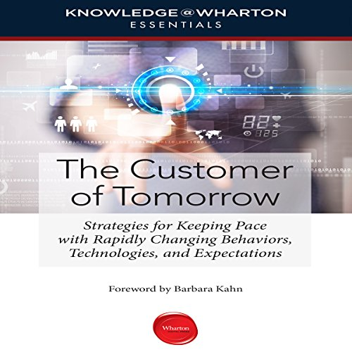 The Customer of Tomorrow cover art