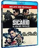 Pack: Sicario 1 + Sicario 2 [Blu-ray]