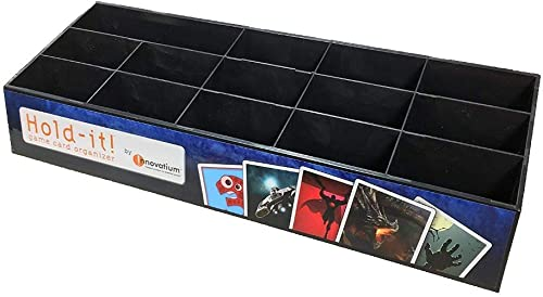 Innovatium II-HGCO-R Hold-It Game voitured Organizer