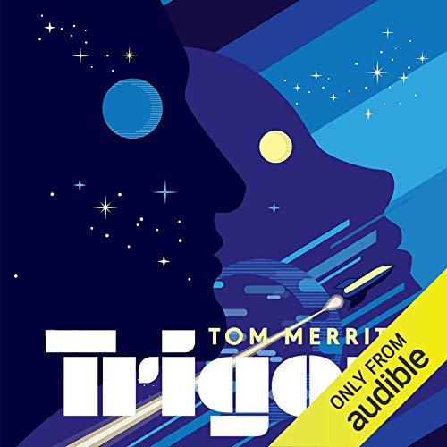 Trigor audiobook cover art