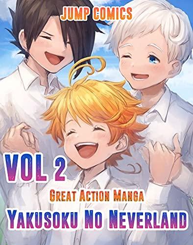 Great Action Manga jump comics: Complete Series Yakusoku No Neverland Vol.2 (English Edition)