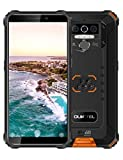 Rugged Smartphone Unlocked OUKITEL WP5(2020) Android 10 Cell Phone 8000mAh Battery 4GB+32GB Triple