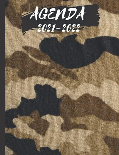Agenda 2021-2022: militar, comando, soldado, fuerza especial, ejército | escolar o trabajo o vida personal (oficina - escuela- vida cotidiana ) - ... de 2021 a julio de 2022 | Planificación