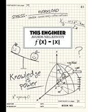 Engineering Notebook: Graph Paper Notebook Quadrille 4 X 4 Quad Ruled Book: 100 Pages (.25