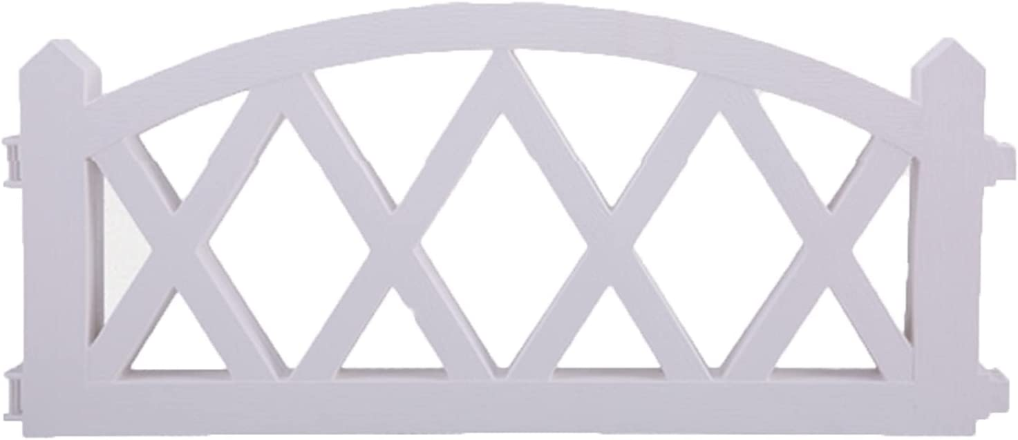 LIQICAI Decorative New product! New type New Orleans Mall Garden Fence Outdoor Material Plastic Plant