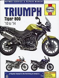 Haynes 2011-2014 Triumph Tiger 800 Repair Manual