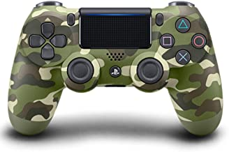 $42 » FJP Wireless Controller for Playstation 4, Game Console PS4 Bluetooth Wireless Controller Dual Vibration,Camouflage Green