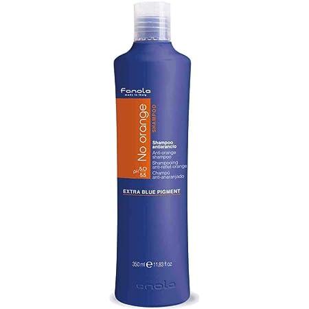 Fanola No Orange Champú Antirreflectante, 350 ml