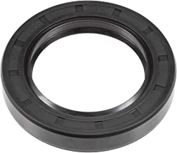 uxcell Oil Seal, TC 50mm x 75mm x 12mm, Nitrile Rubber Cover Double Lip