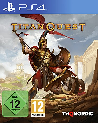 Titan Quest [PlayStation 4]