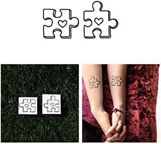 Best puzzle man tattoo Reviews