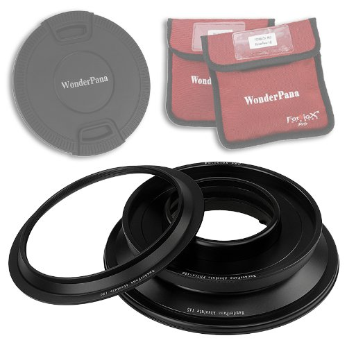 Fotodiox WonderPana Absolute Core Adapter Ring voor Panasonic Lumix G Vario 7-14 mm f/4.0 Asferische Lens