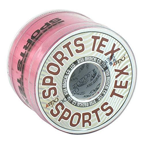 SPORTS TEX Kinesiologie Tape 5 cmx5 m pink 1 St