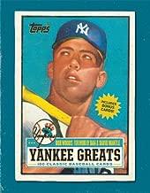 Yankee Greats: 100 Classic Baseball Cards
