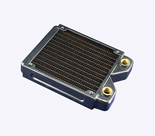 Hause Magicool 120G2Slim Heizkörper–Computer Kühlung Komponenten (Radiator, Messing, Kupfer)