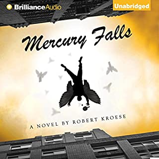Mercury Falls audiobook cover art